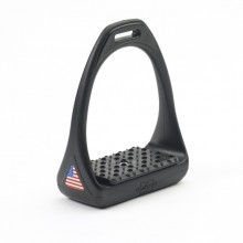 Compositi® USA Reflex 3D Swivel Action Wide Track Stirrups