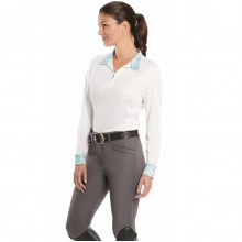 Ovation® Destiny Super-X GRIP Knee Patch Breech- Ladies'