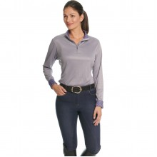 Ovation® Sienna Denim GRIP Full Seat- Ladies'