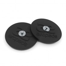 Arc Equine Carbon Rubber Pads- Pair