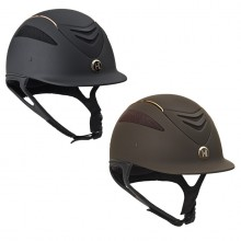 One K™ Defender Rose Gold Stripe Helmet