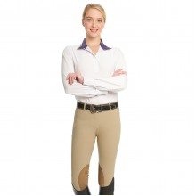 Ovation® Bellissima Classic Knee Patch Breech- Ladies'